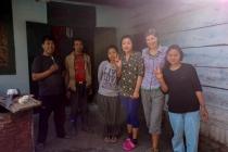 Host family near Dirang