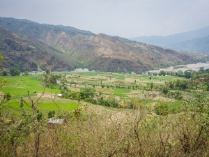 Arun river valley