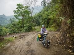 Jungle roads near Kheel