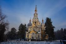 Church in Panfilov park