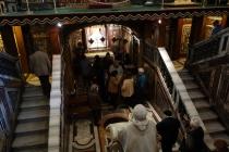 Inside Santa Maria Maggiore