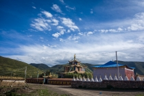 Monastery in Baiyu