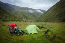 Quiet campspot