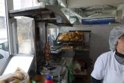 A small food shop in Berat