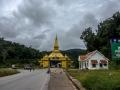 Laos border entry at Boten