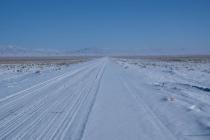 The road to Bartlag