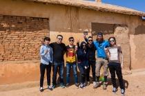 Mongolian punk band 9596