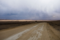 Rough roads of inner Mongolia
