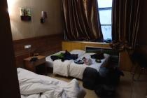 Okay hotel room