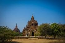 Beautiful kingdom of Bagan