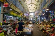 Market at Jeongseon