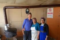 Our borek makers in Elbistan