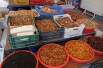 Dried apricots of Malatya