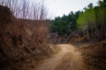 Exciting small roads