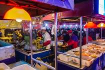 Nightmarket in Jinzhou