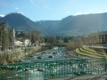 The river in Meran