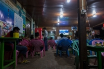 Tea house in Gangaw