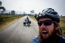 On the road to Tamu