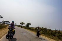 Cycling to Tamu