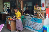 Teahouse Gangaw