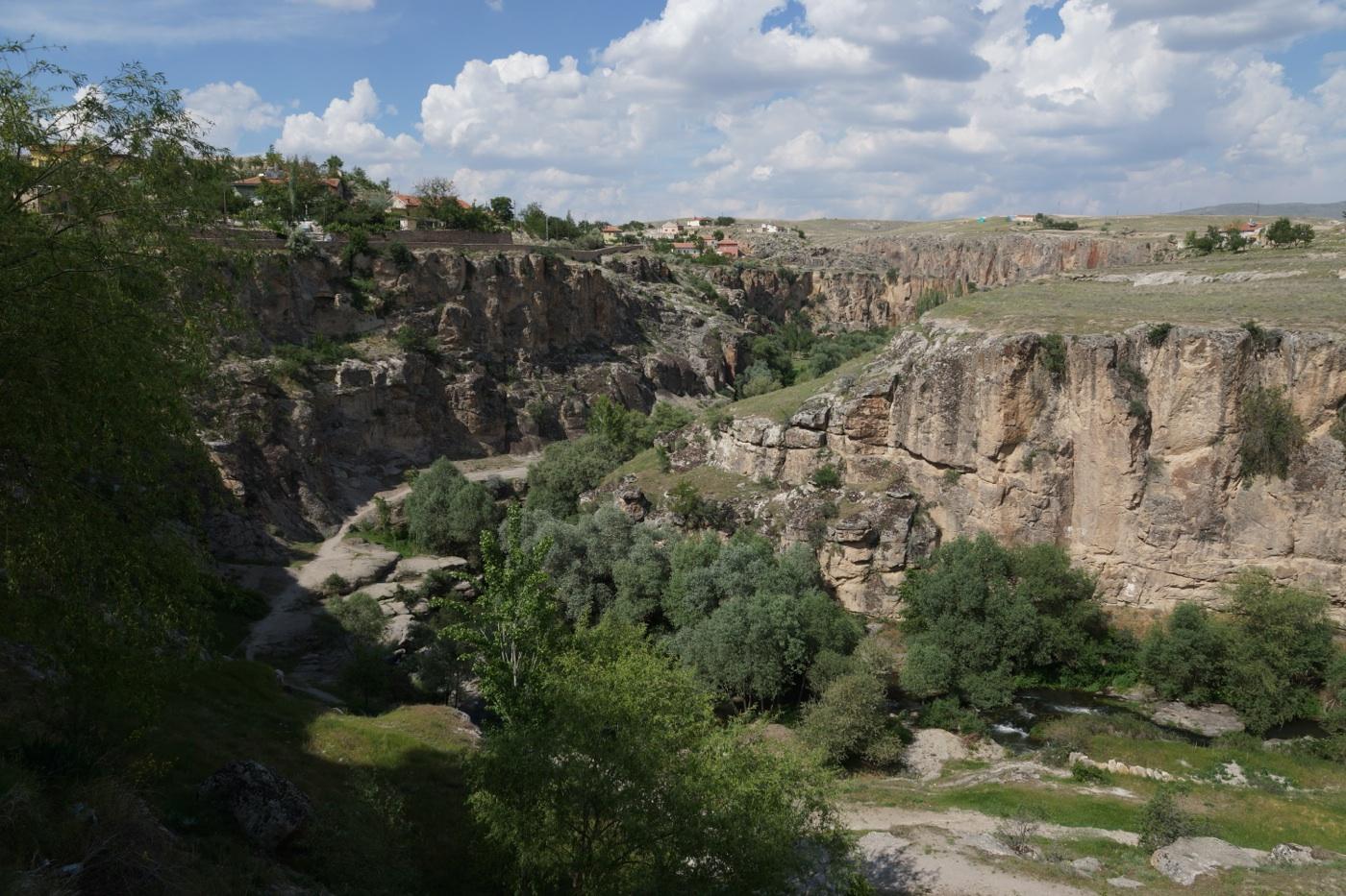 Ihlara valley - TwistingSpokes