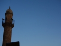 Minaret of one of the mosques