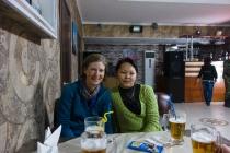 Susanne and Merim