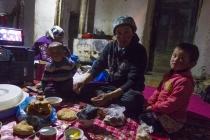 Oruzbek's family