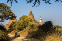 Kingdom of Bagan, crossing to other temples