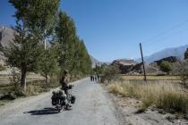 Cycling out of Ishkashim