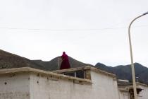 A monk