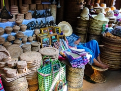 Market in Bagan