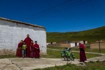 Small monastery Martin visited