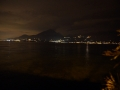 Other side of Lago di Garda by night