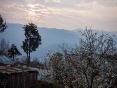 Morning view Cheteba
