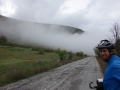 Cycling through the clouds