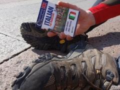 Italian phrasebook makes life easier :)