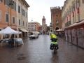 In the city Ferrara