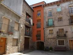 Small village Sarroca de Bellera.
