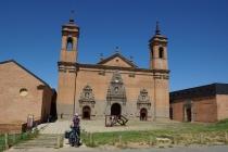 New Monastery San Juan de la Pena.