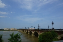 Bridge of Bordeaux.