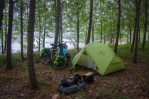Our first Chinese campspot