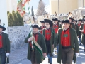 Small parade in Mals