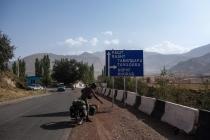 Turning to Khorog
