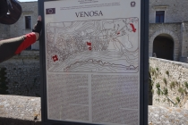 In the city Venosa