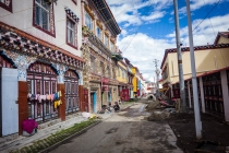 Side street in Seda