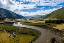 View of Daqu river