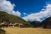 Great Tibetan houses