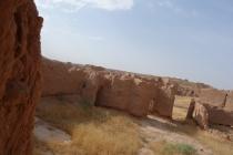 Old mud brick village