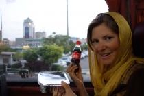 Overnight VIP bus to Shiraz